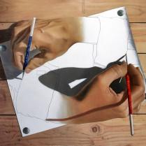 Francisco Trigueros - Más allá de Escher-L