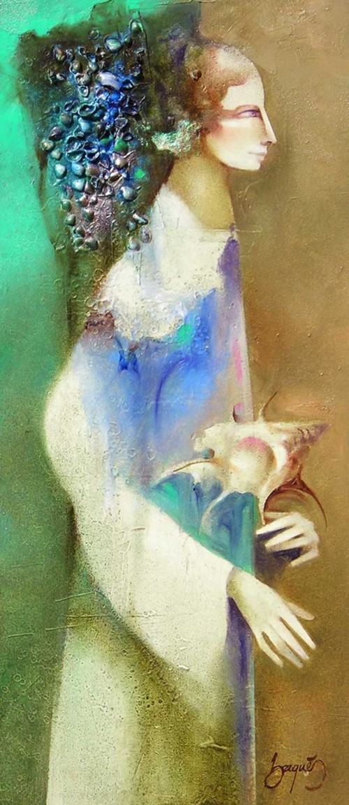 Josep Baqués - Figura-vertical-con-caracola