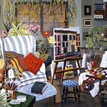 Maribel Alonso - En el estudio