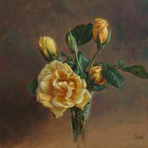 Antonio Guzman Capel - Rosas amarillas