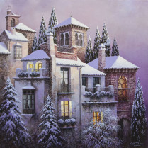 Luis Romero - Luz de invierno