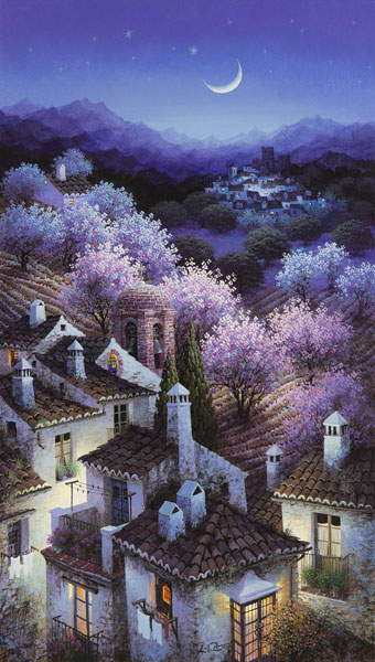 Luis Romero - Noche azul