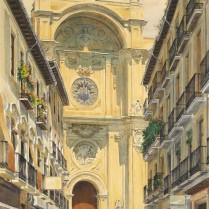 Catedral Granada, 52'5 x 30'5