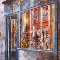 Judy Fox Antiques 46 x 38