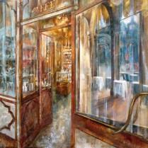 Reflejos en venecia -89 x 116 cm