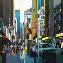 Josep Francés - Calles de New York, 130x97, 3000E-1