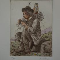 José Antonio Díaz Barberán - El Buho de la Suerte