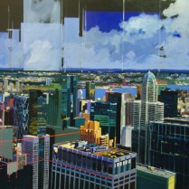 Josep Francés - Manhattan,200x100, 3000E