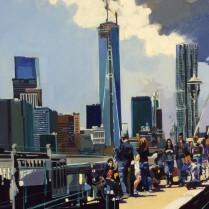Josep Francés - Puente de Brooklin, 2000E