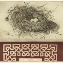 José Antonio Díaz Barberán - el nido grabado