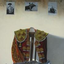 José Antonio Díaz Barberán - homenaje a Manolete 100x73