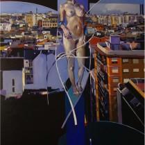 Josep Francés - Alegoría de Alzira, 130x100, 3000 E-1