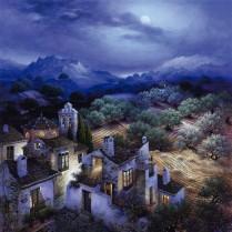 Luis Romero - Bajo el claro de luna