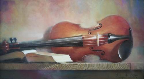 Carles Puyet Violin
