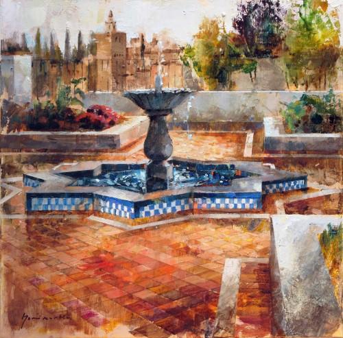Granada 33 x 33 cm..
