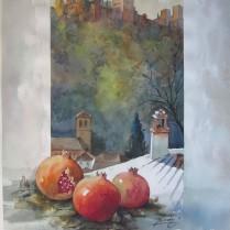 José Ysmér - Alegoría a Granada