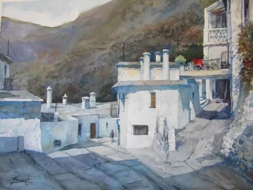 José Ysmér - Rincón de Capileira