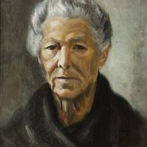 La abuela del pintor o:l