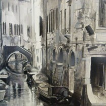 Albert Sesma - Venecia II 100x70