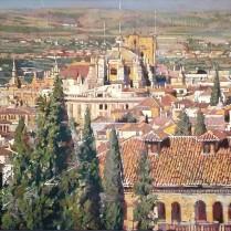9-la ciudad y los cipreses-70x115cms-16 (2)